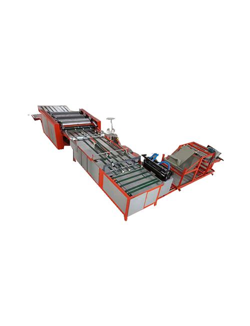 潍坊编织袋热/冷切缝一体机